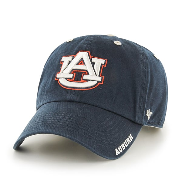 Auburn Tigers Ice Navy 47 Brand Adjustable Hat