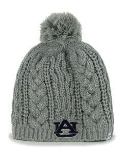 Auburn Tigers Kiowa Knit Gray 47 Brand Womens Hat