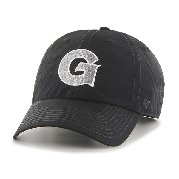 Georgetown Hoyas Marathon Clean Up Black 47 Brand Womens Hat