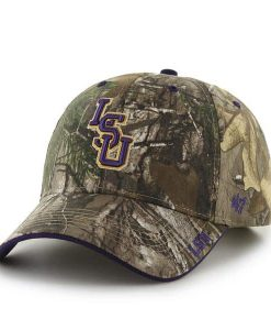 Louisiana State Tigers LSU Realtree Frost Realtree 47 Brand Adjustable Hat