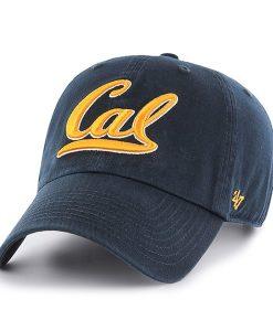 California - Berkeley Golden Bears Clean Up Navy 47 Brand Adjustable Hat