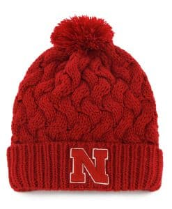 shoes for cheap how to buy cost charm Nebraska Cornhuskers 47 Brand Tuscaloosa Clean Up Vintage Black ...