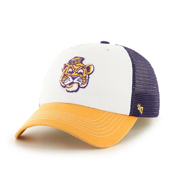 d8d4698cf4900e Louisiana State Tigers Lsu Mckinley Closer Purple 47 Brand YOUTH Hat -  Detroit Game Gear