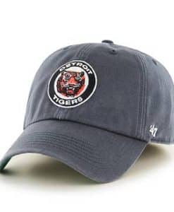 Detroit Tigers Vintage Classic Franchise Fitted Hat