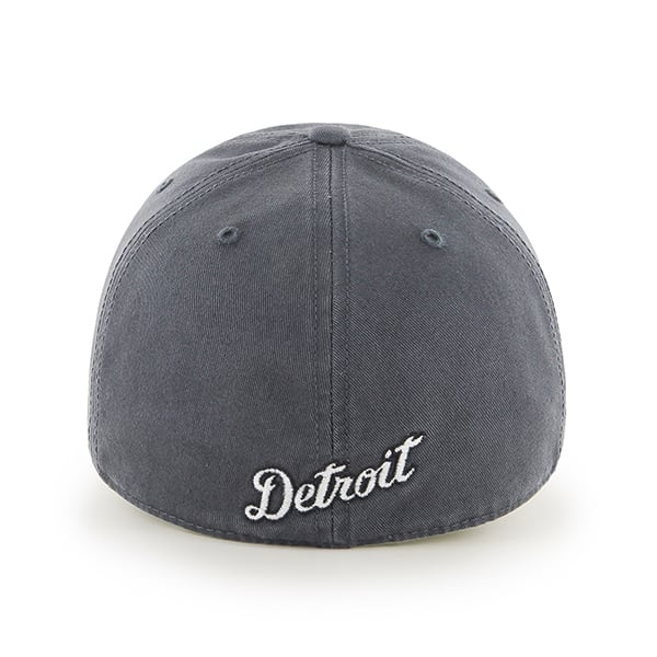 new concept ef21a e0e02 Detroit Tigers 47 Brand Home Vintage Navy Franchise Fitted Hat. Home   MLB  Gear   Detroit Tigers Gear   Detroit Tigers Hats