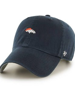Denver Broncos Abate Clean Up Navy 47 Brand Adjustable Hat