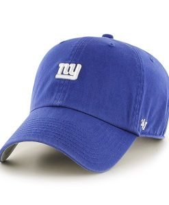 New York Giants Abate Clean Up Royal 47 Brand Adjustable Hat