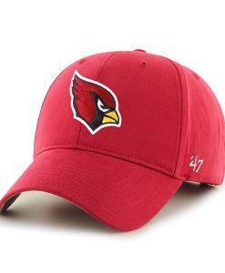 Arizona Cardinals Basic MVP Dark Red 47 Brand KID Hat