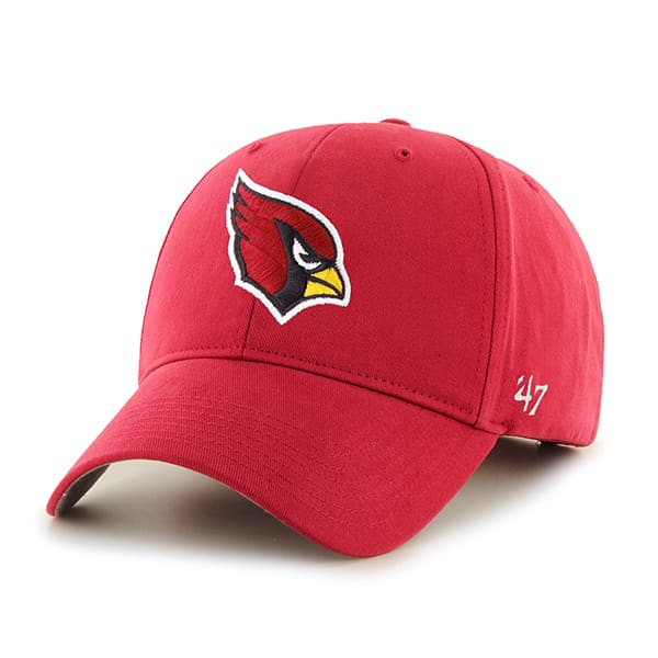 Arizona Cardinals Basic MVP Dark Red 47 Brand KID Hat