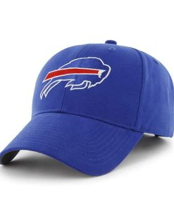 Buffalo Bills Basic MVP Sonic Blue 47 Brand KID Hat