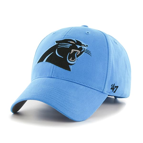 Carolina Panthers Basic MVP Glacier Blue 47 Brand KID Hat