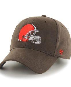 Cleveland Browns Basic MVP Brown 47 Brand KID Hat