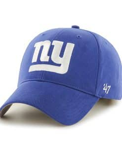 New York Giants Basic MVP Royal 47 Brand KID Hat