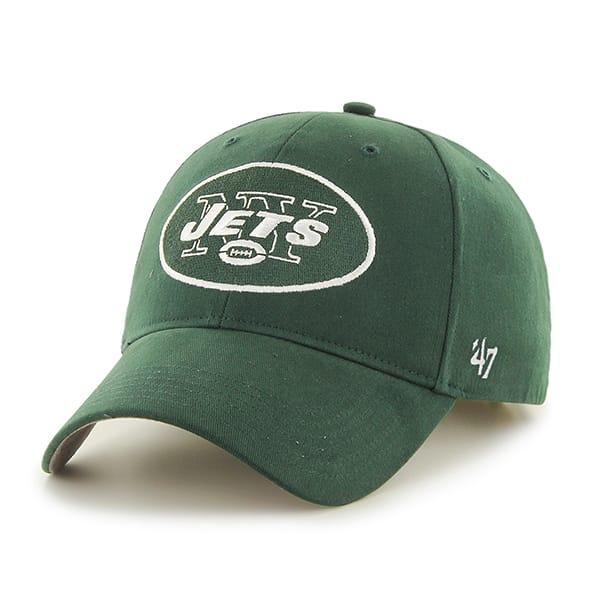 New York Jets Basic MVP Dark Green 47 Brand YOUTH Hat