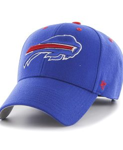 Buffalo Bills Audible MVP Sonic Blue 47 Brand Adjustable Hat