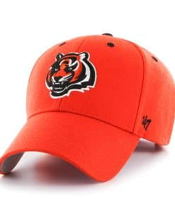 Cincinnati Bengals Audible MVP Orange 47 Brand Adjustable Hat