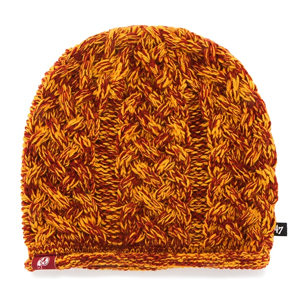 Washington Redskins April Beanie Razor Red 47 Brand Womens Hat