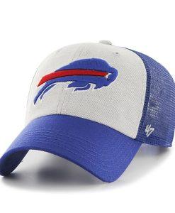 Buffalo Bills Belmont Clean Up Royal 47 Brand Adjustable Hat