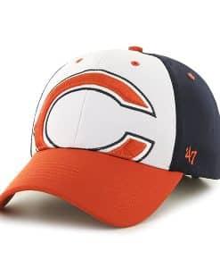 Chicago Bears Big Show MVP Navy 47 Brand Adjustable Hat