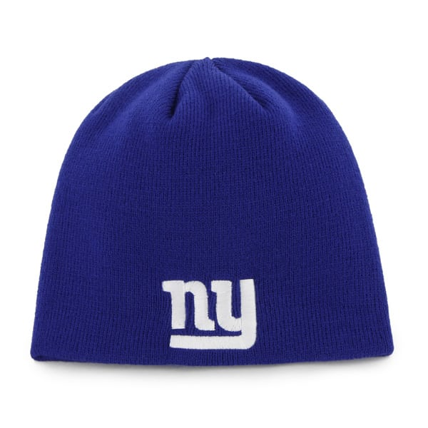 New York Giants Beanie Royal 47 Brand INFANT Hat