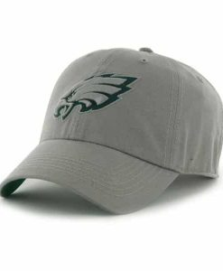Philadelphia Eagles Bergen Gray 47 Brand Adjustable Hat