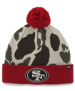 San Francisco 49Ers Bushroot Natural 47 Brand Adjustable Hat