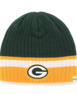 Green Bay Packers Buddy Beanie Dark Green 47 Brand KID Hat