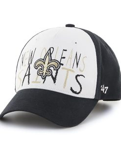 New Orleans Saints Clifton MVP Black 47 Brand TODDLER Hat