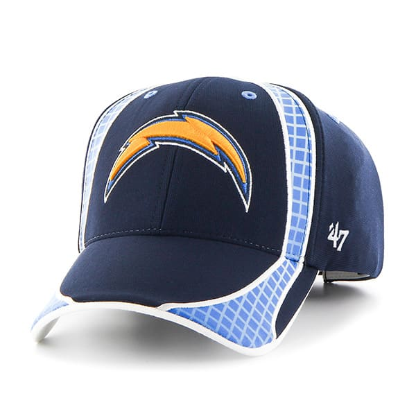 San Diego Chargers Clu Light Navy 47 Brand Adjustable Hat