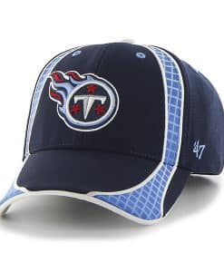 Tennessee Titans Clu Light Navy 47 Brand Adjustable Hat
