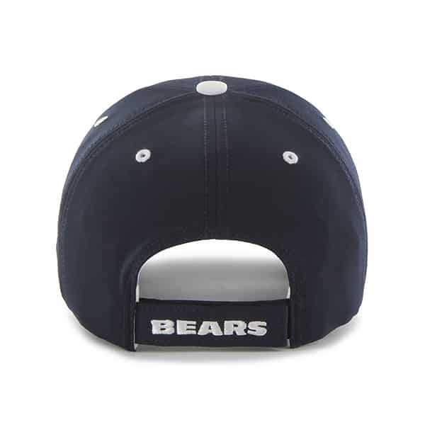 1e4faed00 Chicago Bears Condenser MVP Navy 47 Brand Adjustable Hat - Detroit ...