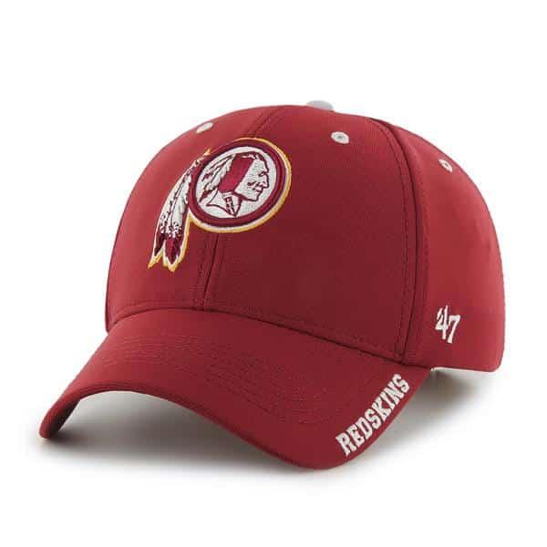 Washington Redskins Condenser MVP Razor Red 47 Brand Adjustable Hat