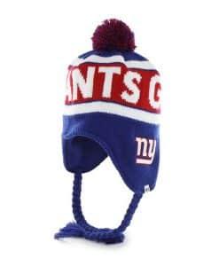 New York Giants Cranbrook Knit Royal 47 Brand Adjustable Hat a986ba4c3