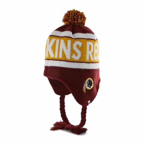 Washington Redskins Cranbrook Knit Razor Red 47 Brand Adjustable Hat