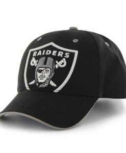 Oakland Raiders Creature Black 47 Brand TODDLER Hat