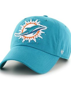 Miami Dolphins Facet Clean Up Neptune 47 Brand Womens Hat