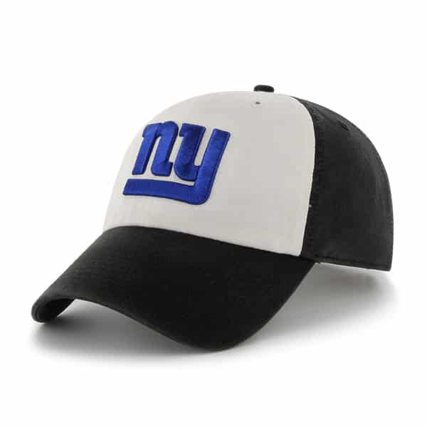 New York Giants Freshman Black 47 Brand Adjustable Hat