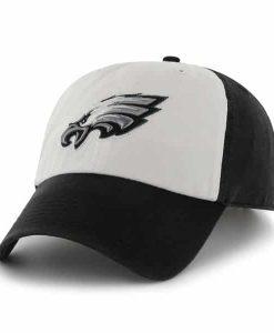 Philadelphia Eagles Freshman Black 47 Brand Adjustable Hat