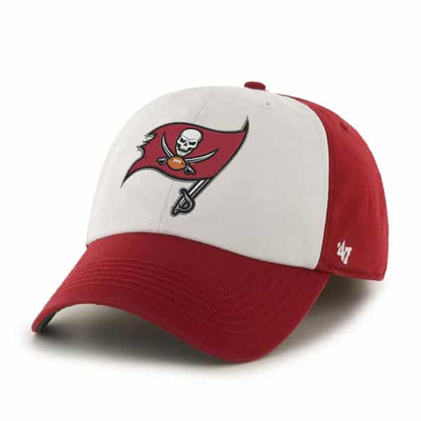 Tampa Bay Buccaneers Freshman Red 47 Brand Adjustable Hat