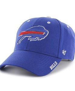 Buffalo Bills Frost Sonic Blue 47 Brand Adjustable Hat