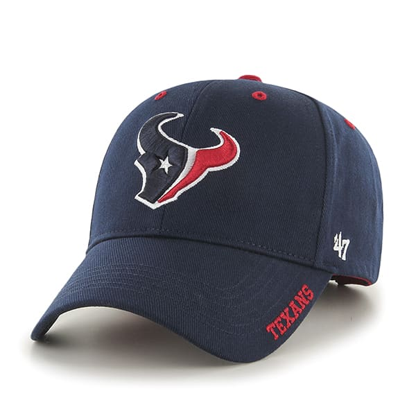 Houston Texans Frost Navy 47 Brand Adjustable Hat