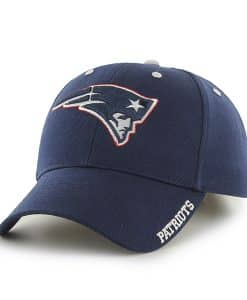 New England Patriots Frost Light Navy 47 Brand Adjustable Hat