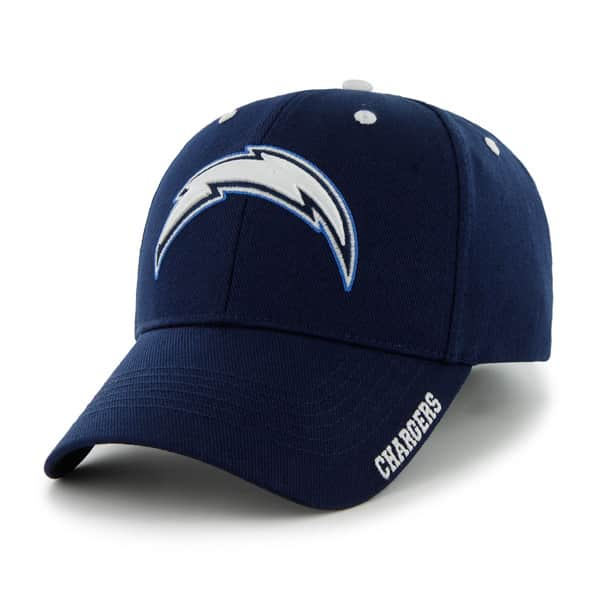 San Diego Chargers Frost Light Navy 47 Brand Adjustable Hat