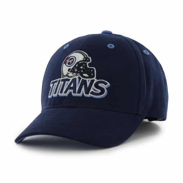 Tennessee Titans Halfback Light Navy 47 Brand TODDLER Hat