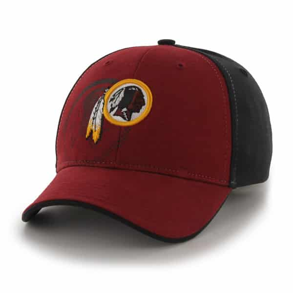 Washington Redskins Hitch Black 47 Brand KID Hat