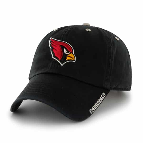 Arizona Cardinals Ice Black 47 Brand Adjustable Hat