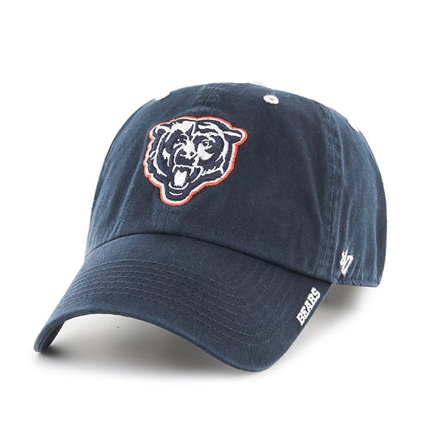 Chicago Bears Ice Navy 47 Brand Adjustable Hat
