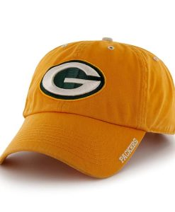Green Bay Packers Ice Gold 47 Brand Adjustable Hat