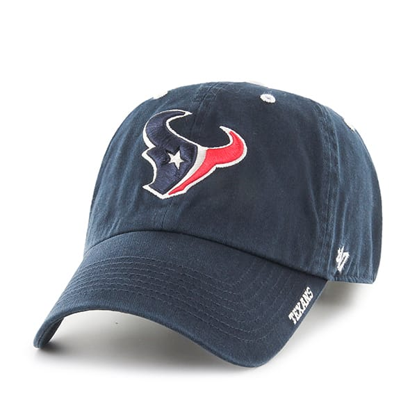 Houston Texans Ice Navy 47 Brand Adjustable Hat