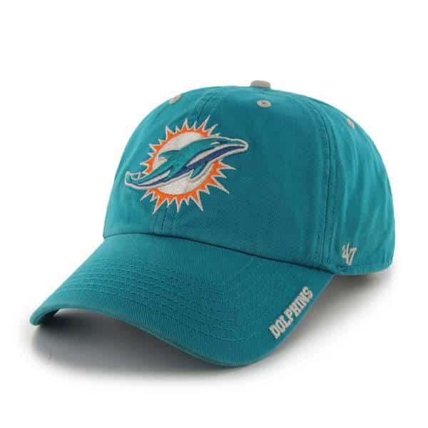 Miami Dolphins Ice Neptune 47 Brand Adjustable Hat